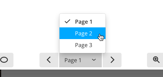 Multipage controls